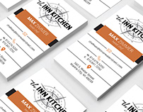 The Inn Kitchen Business Card