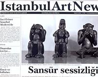 Istanbul Art News, Apr 2016
