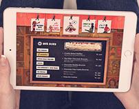 Hotspot Cafe - Responsive Website Design