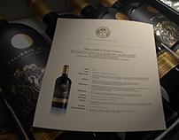 Ficha Técnica dos vinhos EXLIBRIS BACO