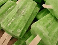 Polos de fruta 100%