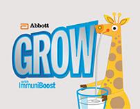 Abbott Labs Grow