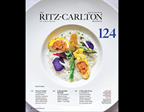 Siddharth Siva - Food and portraits at the Ritz Carlton