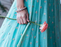 Anushree Reddy LookBook