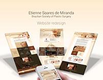 Etienne Soares de Miranda - Website Redesign