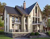 2011   Индивидуальный жилой дом