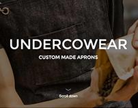UNDERCOWEAR.com Website