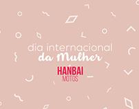 Campanha para o Dia Internacional da Mulher