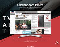Okezone.com TV Size Alternate Layout