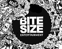Bite Size Entertainment Mural