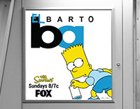 Bay Area Rapid Transit | Simpsons Ad
