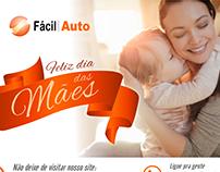 Linha Fácil - Banners Dia das Mães 2'015