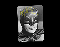 Adam West Tribute Zine
