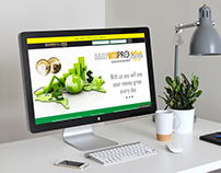DailyBitsPro Web Front-end Development