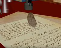 Recorrido 3D: Casa de Alquimista (playblast)