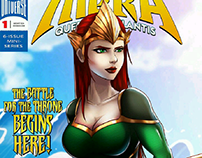 Mera queen of seven seas