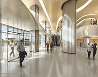 Wangjing Soho for Zaha Hadid Architects - 2009