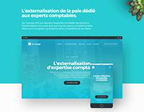 Qui Manage - Site Web