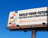 Oklahoma Technical College Billboard Project