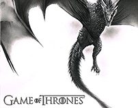 Bestiary Game of Thrones - Drogon