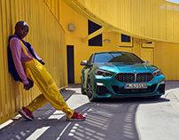 BMW 2 series with Andreas Hempel