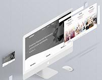 Verizon Landing Page Design