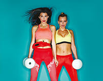 ICON Fitness - Advertising