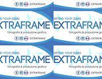 Extraframe Logo Design