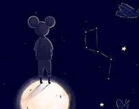 The Little Mouse in Clocktown