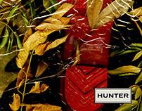 Hunter Boots Print Ad