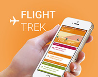 Flight Trek - Beautifully Designed Flight Tracker