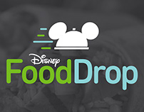 Disney Food Drop Concept