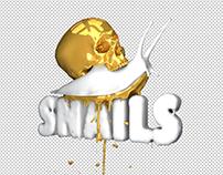Snails - Flyer Design (2014)