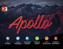 Apollo | Powerpoint Presentation Template