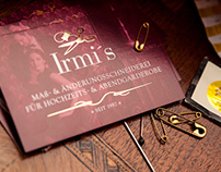 Irmis Schneiderei - Corporate Design