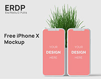 Free Download iPhone Mockup