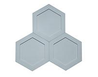 3D concrete tile #3, brand ASHOME