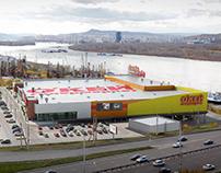 2011   ТРК с гипермаркетом «О`кей»