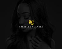 Rafaella Colares - Nail Designer - Logo