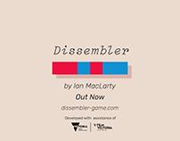 Dissembler - Teaser, Launch & App Store Trailers