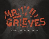 MR. GRIEVES | FreeFont
