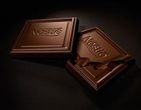 3d - Chocolate