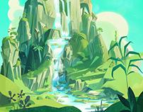 Pandaland Concepts