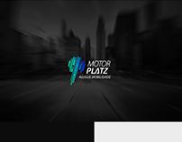 Logotipo - Motor Platz
