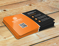 Free PSD Styles Creative Business Card