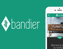 Bandier - App Design
