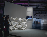 marmomacc 2016 video display