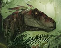 Deinonychus horror