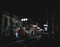 Tarde da noite | Late night Sampa