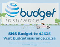 Budget Insurance Bumpers